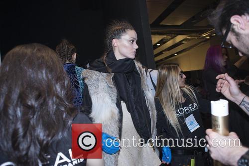 Madrid Fashion Week Fall, Winter, Ifema and Backstage 11