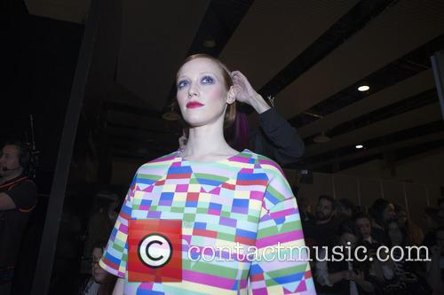 Madrid Fashion Week Fall/Winter 2015/16 - Ifema -...