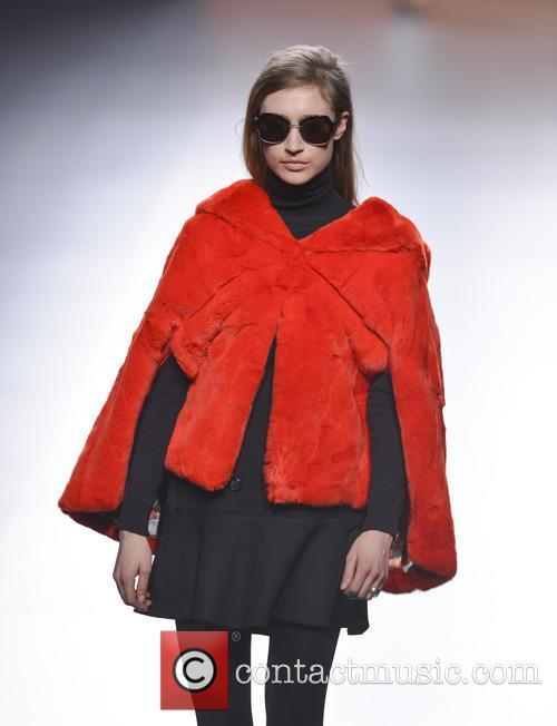 Madrid Fashion Week Fall, Winter, Jesus Lorenzo and Catwalk 2
