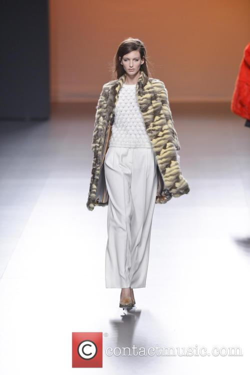 Madrid Fashion Week Fall, Winter, Jesus Lorenzo and Catwalk 3