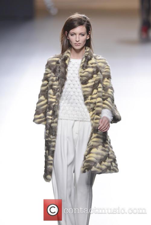 Madrid Fashion Week Fall, Winter, Jesus Lorenzo and Catwalk 4