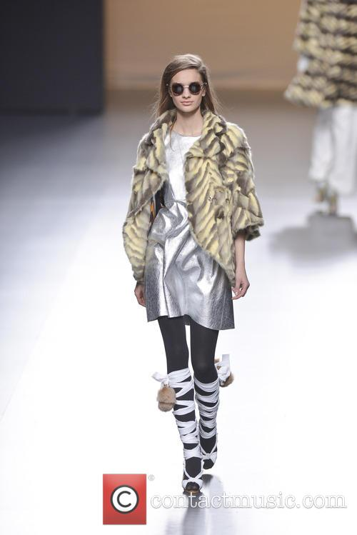 Madrid Fashion Week Fall, Winter, Jesus Lorenzo and Catwalk 5