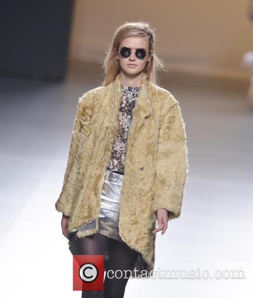 Madrid Fashion Week Fall, Winter, Jesus Lorenzo and Catwalk 6