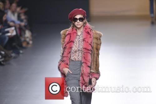 Madrid Fashion Week Fall, Winter, Jesus Lorenzo and Catwalk 7