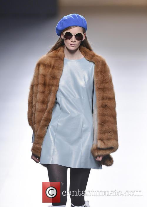 Madrid Fashion Week Fall, Winter, Jesus Lorenzo and Catwalk 8
