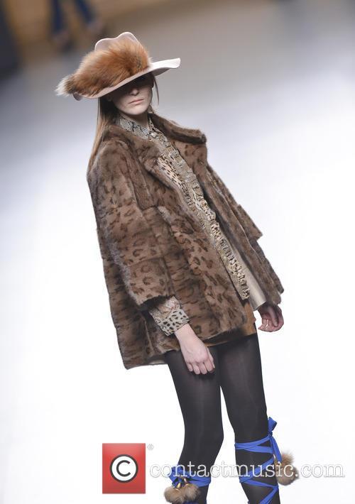 Madrid Fashion Week Fall, Winter, Jesus Lorenzo and Catwalk 9