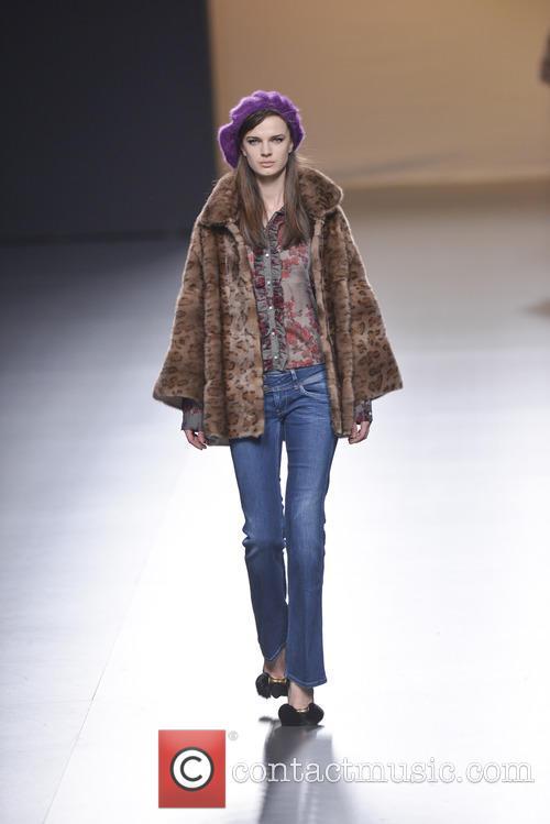 Madrid Fashion Week Fall, Winter, Jesus Lorenzo and Catwalk 10