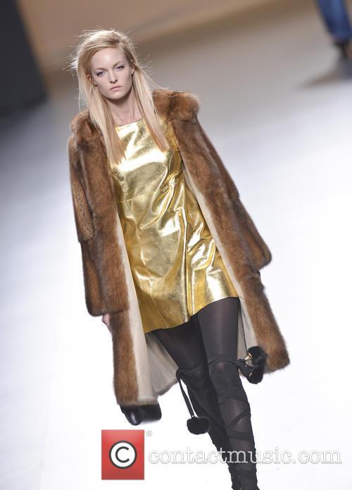Madrid Fashion Week Fall, Winter, Jesus Lorenzo and Catwalk 11