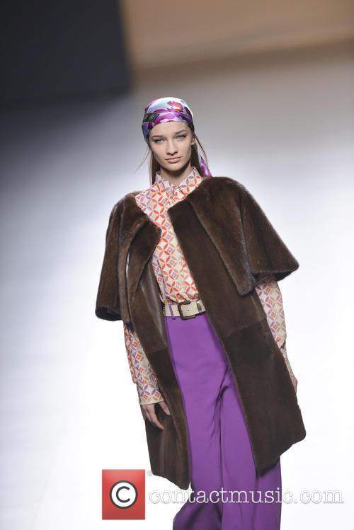 Madrid Fashion Week Fall, Winter, Jesus Lorenzo and Catwalk 1