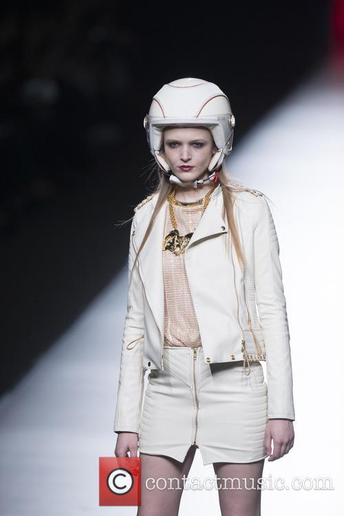 Madrid Fashion Week Fall/Winter 2015/16 - Maya Hansen...