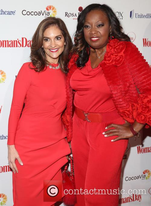 Joy Bauer and Star Jones 5