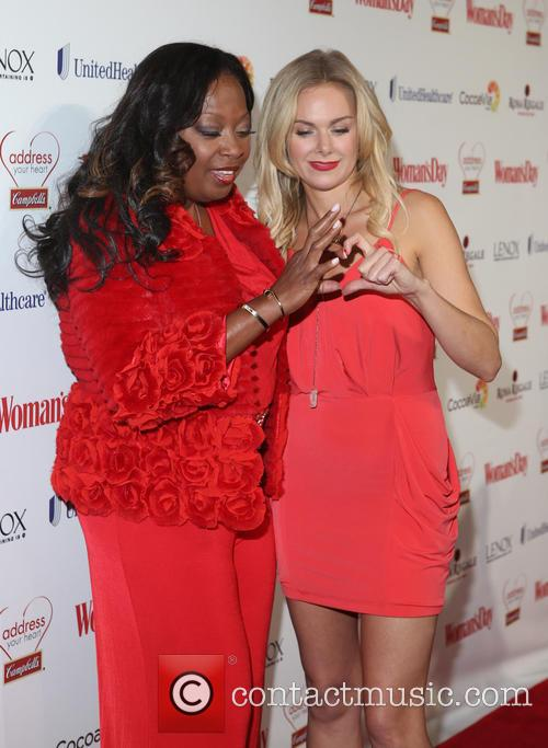 Star Jones and Laura Bell Bundy 3