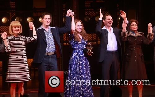 Anika Larsen, Scott J. Campbell, Jessie Mueller, Paul Anthony Stewart and Liz Larsen 3