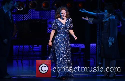 Carole King and Jessie Mueller 3