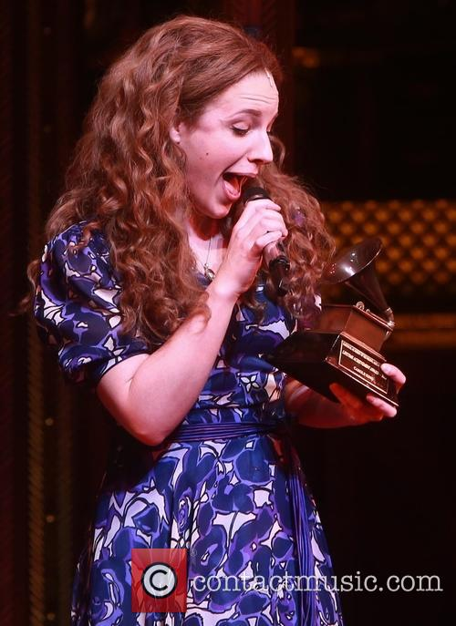 Carole King and Jessie Mueller 1