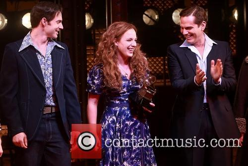 Scott J. Campbell, Jessie Mueller and Paul Anthony Stewart 2