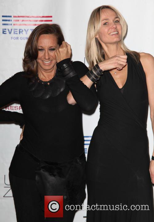 Donna Karan and Lise Evans 4