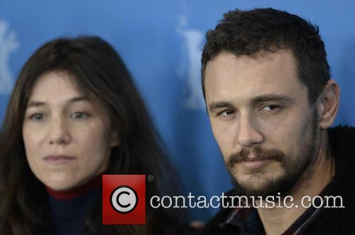 James Franco and Charlotte Gainsbourg 6