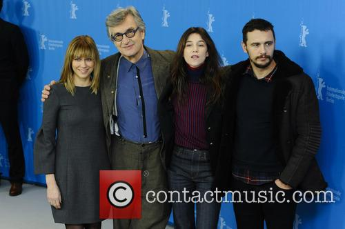 Marie-josee Croze, Wim Wilders, Charlotte Gainsbourg and James Franco 6