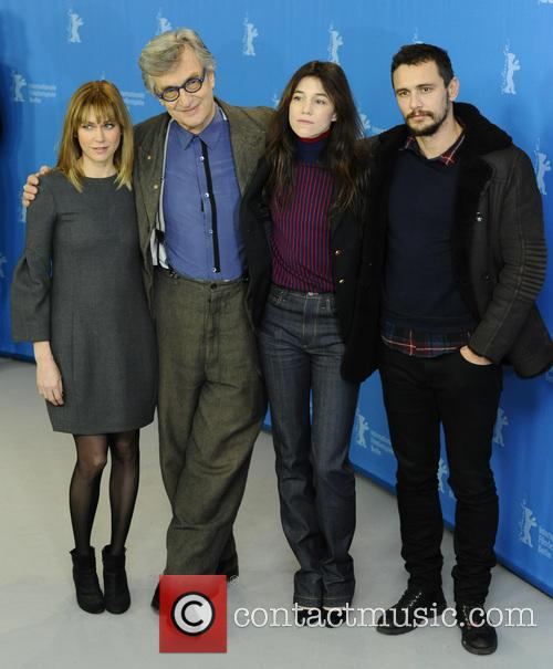 Marie-josee Croze, Wim Wilders, Charlotte Gainsbourg and James Franco 7