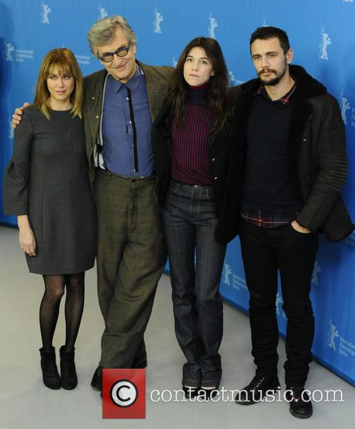 Marie-josee Croze, Wim Wilders, Charlotte Gainsbourg and James Franco 8