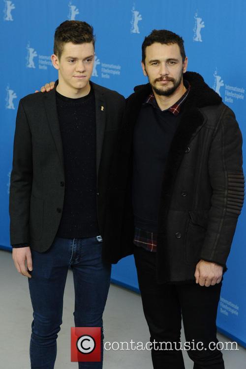 Robert Naylor and James Franco 2