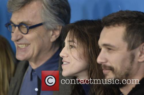 Wim Wilders, Charlotte Gainsbourg and James Franco 2