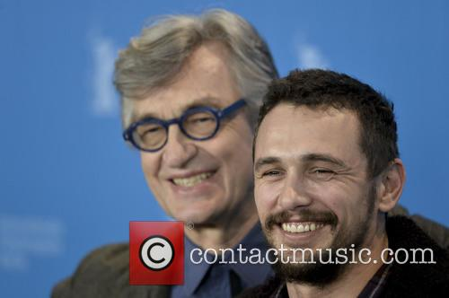 Wim Wilders and James Franco 1