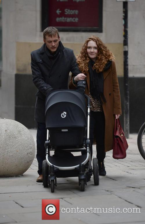 Jennie Mcalpine and Chris Farr 3