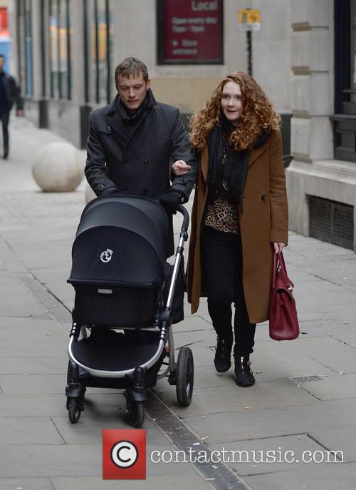 Jennie Mcalpine and Chris Farr 7