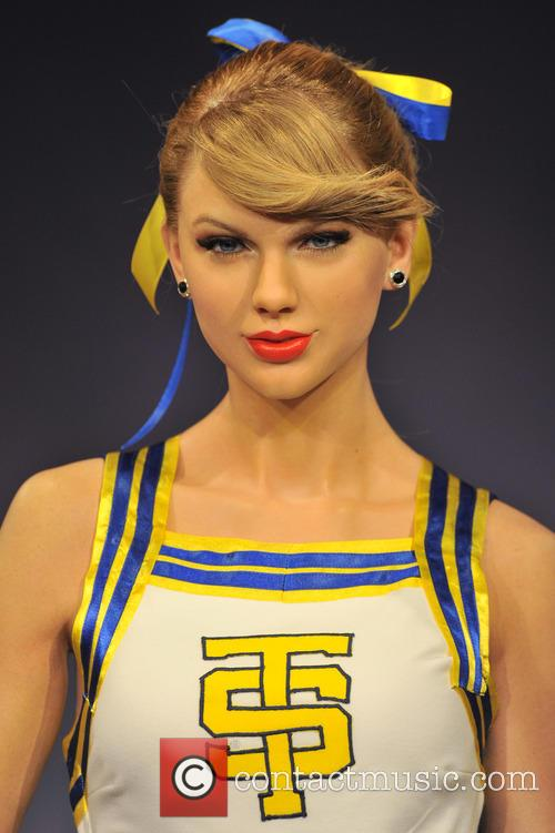 Taylor Swift waxwork unveiled at Madame Tussauds