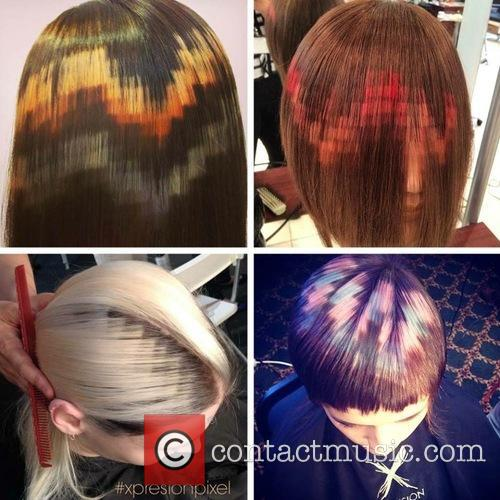 Xpresion Pixel Hairstyle 8