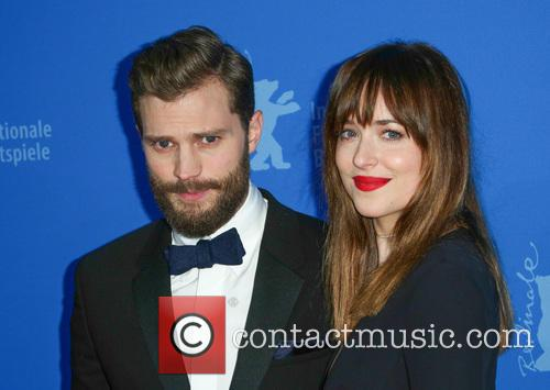 Jamie Dornan and Dakota Johnson 10