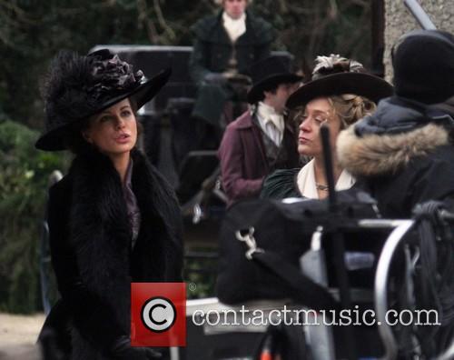 Kate Beckinsale and Chloe Sevigny 2