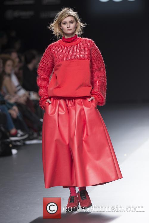 Madrid Fashion Week, Davidcatalan and Catwalk 1