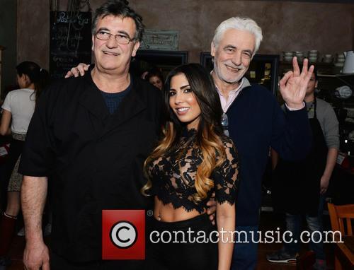 Sandro Fusone, Natalie Guercio and Giancarlo Frusone 2