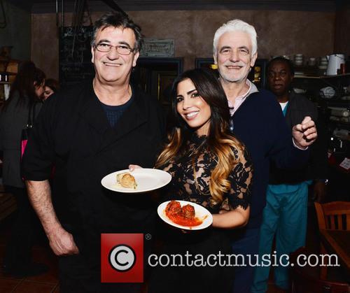 Sandro Fusone, Natalie Guercio and Giancarlo Frusone 1
