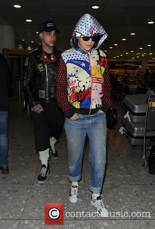 Rita Ora and Ricky Hilfiger 6