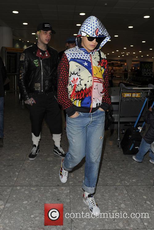 Rita Ora and Ricky Hilfiger 7
