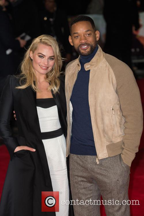 Will Smith and Margot Robbie 11