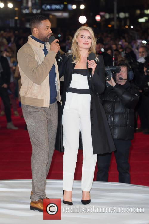 Will Smith and Margot Robbie 1