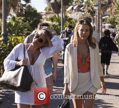 Billie Faiers and Lydia Bright 1