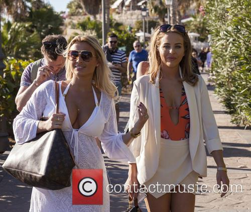 Billie Faiers and Lydia Bright 2