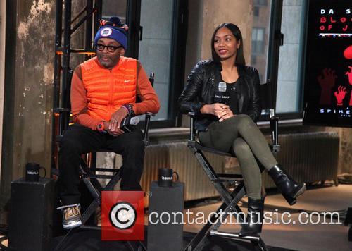 Spike Lee and Zaraah Abrahams 6