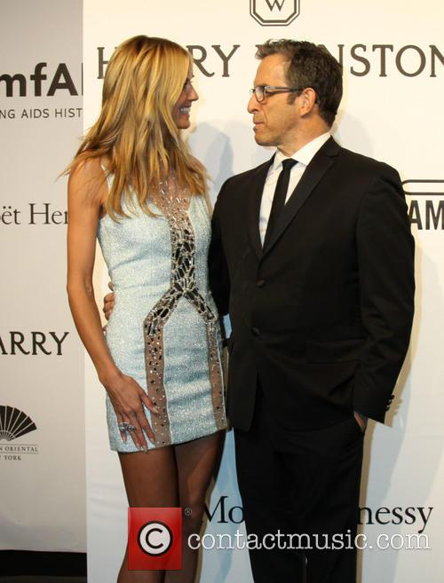 Heidi Klum and Kenneth Cole 5