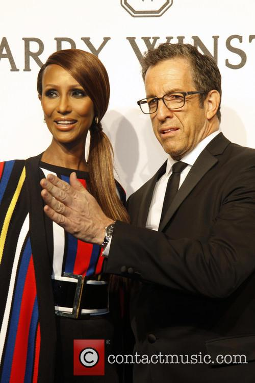 Kenneth Cole and Iman 1