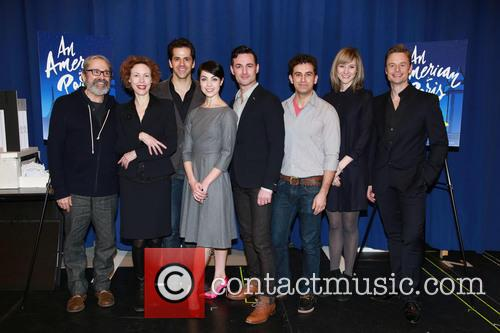 Craig Lucas, Veanne Cox, Robert Fairchild, Leanne Cope, Brandon Uranowitz, Max Von Essen, Jill Paice and Christopher Wheeldon
