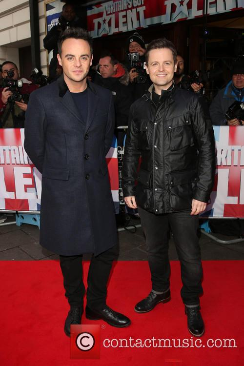 Anthony Mcpartlin, Declan Donnelly, Ant and Dec 3