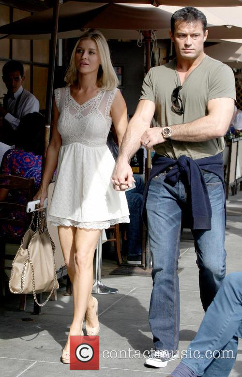 Joanna Krupa and Romain Zago 3