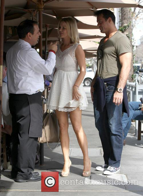 Joanna Krupa and Romain Zago 4
